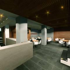 MaresiaBar @ Fig da foz: Bares e clubes  por P&H - Arquitectos