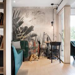 Kawiarnia - Lokal Cafe: styl , w kategorii Gastronomia zaprojektowany przez DESIGN MY DEER