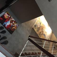 Stairs by LI A'ALAF ARCHITECT