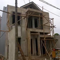 modern Houses by Amirul Design & Build