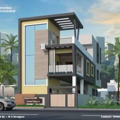 Casas  por M.A Constructions