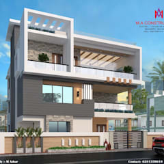 Houses by M.A Constructions