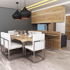 Dining room by Designism