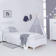 Habitaciones para niños y niñas. Diseño y fabricación Española. : Habitaciones de niños de estilo  de bainba.com Mobiliario infantil-Juvenil