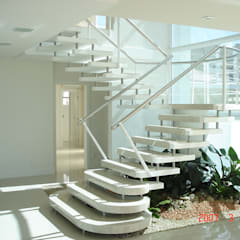 Escaleras de estilo  por ESCADAS MILLENIUM®