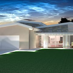 Prefabricated home by Avantgarde Construct Luxury Srl