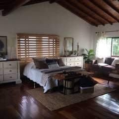Habitacion principal: Habitaciones de estilo clásico por Nancy Trejos