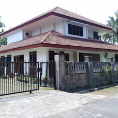 Condominio in stile  di studioindoneosia