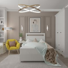 Nursery/kid's room by NATALIYA SHILOVSKAYA  Interior Designer