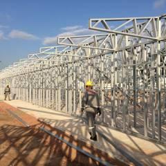 A gplan: Pavimentos  por Gplan construtora