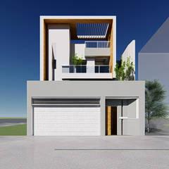 Villas by 尋樸建築師事務所