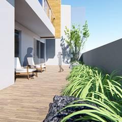 ระเบียง, นอกชาน by 尋樸建築師事務所