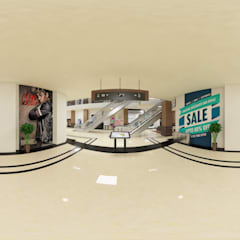Entrance:  Shopping Centres by VRDreamz