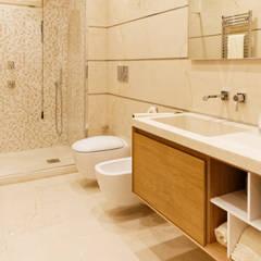 حمام تنفيذ CusenzaMarmi , حداثي رخام