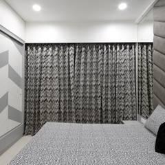 Moderne Schlafzimmer von malvigajjar Modern Holz Holznachbildung