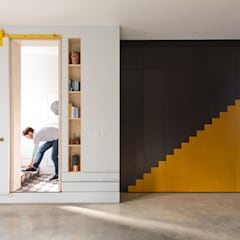 The Etch House:  Doors by Fraher Architects Ltd