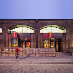 Spiritland:  Bars & clubs by Fraher Architects Ltd