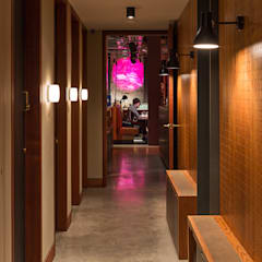 Spiritland:  Bars & clubs by Fraher Architects Ltd