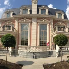 منزل ريفي تنفيذ Деревянные окна 'SKANDI OKNA'