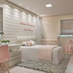 Camera ragazze interior design idee e foto l homify for Camera ragazza idee