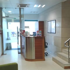 Clinics by JMarq. arquitetura & design