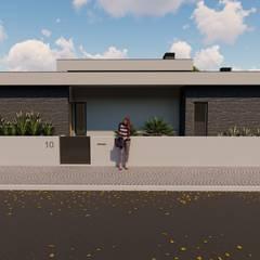 منازل تنفيذ JMarq. arquitetura & design