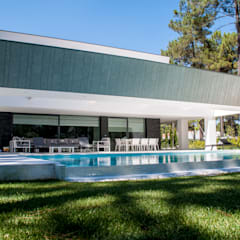 Infinity pool by AES - Arquitectura Engenharia e Serviços