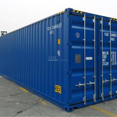 Venta y Alquiler de contenedores maritimos: Espacios comerciales de estilo  por WORLD CONTAINER COLOMBIA