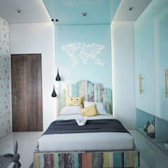 ch.bed1:  Bedroom by Inside Element