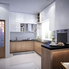 kitchen-1:  Kitchen by Inside Element