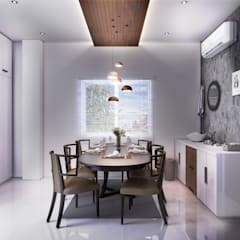 dining:  Dining room by Inside Element