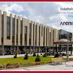 Shopping Centres by ARENISCAS STONE