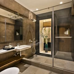 Open House: industrial Bathroom by Studio Nishita Kamdar