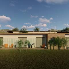 Country house by Bonomiveras Arquitetura Urbanismo e Interiores
