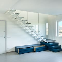 Stairs by Giuseppe Iacono Architetto