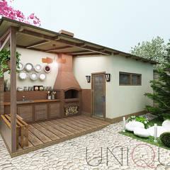 Дизайн террасы и хоз-домика: Tерраса в . Автор – ELENA_KULIK_DESIGN