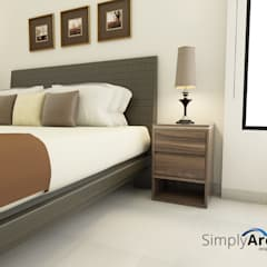 Bedside Table Oleh Simply Arch.