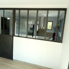 Projekty,  Drzwi zaprojektowane przez CLF Création