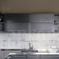 Built-in kitchens by ООО Ланкони