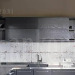 Projekty,  Kuchnia na wymiar zaprojektowane przez ООО Ланкони