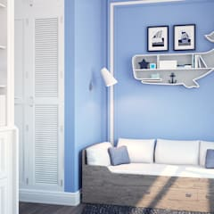 Boys Bedroom by Style Home