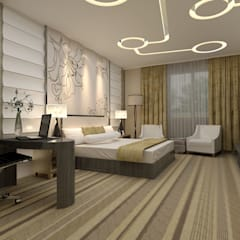 Bedroom by Space Design Group Architects