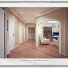 Corridor and hallway by MC Rendering Solution