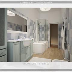 Phòng tắm theo MC Ristrutturare Casa, Kinh điển
