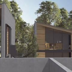 GM-01: Hoteles de estilo  por C_arquitectos