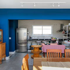 Cocinas de estilo  por Otoni Arquitetura, Industrial