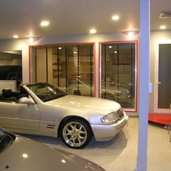 アウラ建築設計事務所:  tarz Prefabrik garaj