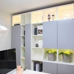 Study/office by 노마드디자인 / Nomad design