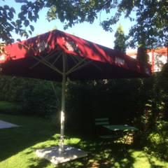 Vorgarten von Akaydın şemsiye