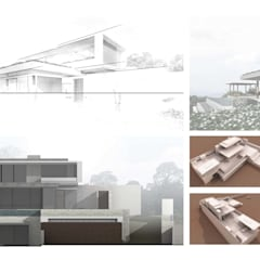 Simon Chapel Villa:  oleh Monuspace Architect,